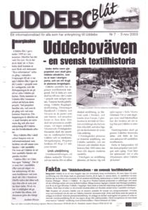 Uddebobladet nr 7