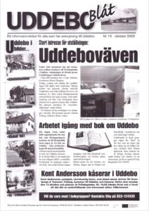 Uddebobladet nr 15