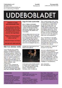 Uddebobladet nr 19