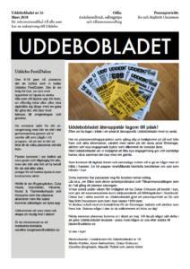 Uddebobladet nr 16